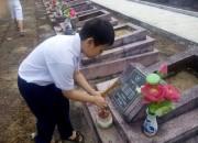 Nhớ ơn các anh hùng liệt sĩ 4/2017